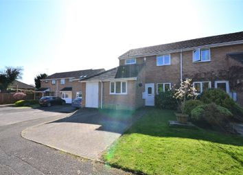 Thumbnail 3 bed semi-detached house for sale in Hazebrouck Close, Cheltenham