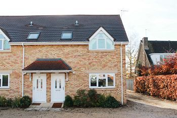 Thumbnail 3 bed semi-detached house to rent in Woodcock Road, Warminster, Wiltshre
