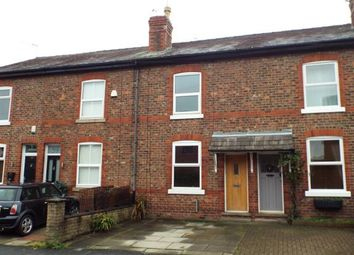 Thumbnail 2 bed terraced house for sale in Hawthorn Street, Wilmslow, Cheshire, .