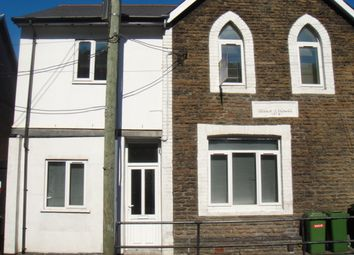 Thumbnail 1 bed detached house to rent in Wood Road, Treforest, Pontypridd