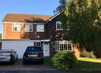 Thumbnail 4 bed detached house for sale in Hearne Drive, Maidenhead