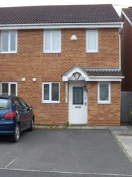 Thumbnail 2 bed terraced house for sale in Broughton Drive, Newark