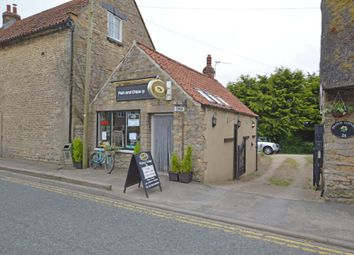 Thumbnail Restaurant/cafe for sale in High Street, Snainton, Scarborough