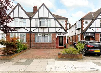 Thumbnail 4 bed semi-detached house for sale in Lynwood Road, Ealing