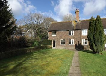 Thumbnail 3 bed semi-detached house for sale in Cralle Cottages, Hammer Lane, Vines Cross, East Sussex