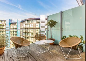 Thumbnail 3 bed flat for sale in Howard Building, Chelsea Bridge Wharf, London
