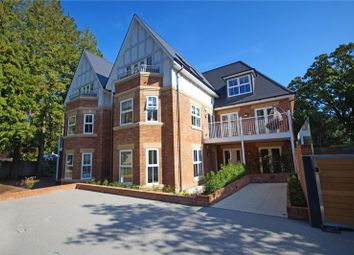 Thumbnail 3 bedroom flat for sale in Tower Road, Poole, Dorset