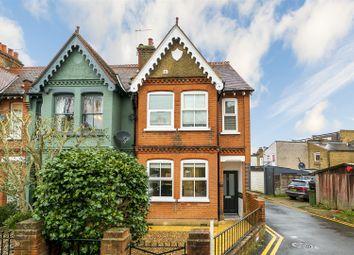 Thumbnail 4 bed semi-detached house for sale in Princes Road, Teddington