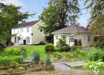 Thumbnail 4 bedroom detached house for sale in Hassall Road, Alsager, Stoke-On-Trent