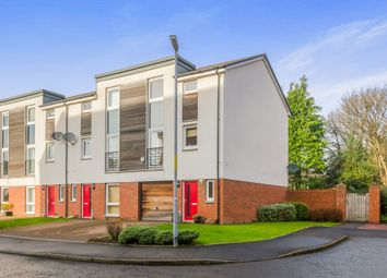 Thumbnail 3 bed end terrace house for sale in Craigend Close, Anniesland, Glasgow