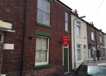 Thumbnail 1 bed flat to rent in Victoria Road, Burton Upon Trent, Staffordshire