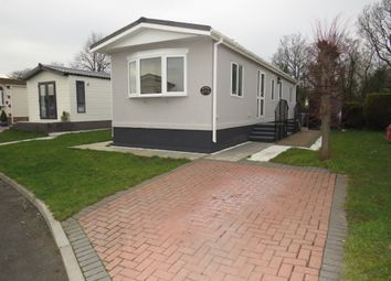 2 bed mobile/park home for sale in Lee Green Lane, Church Minshull, Nantwich CW5