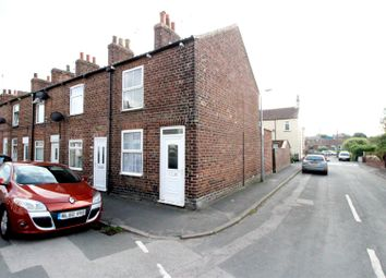 Thumbnail 2 bedroom end terrace house for sale in Eastgate South, Driffield