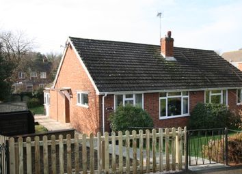 Thumbnail 2 bed semi-detached bungalow for sale in Manse Field, Smeeth, Ashford, Kent