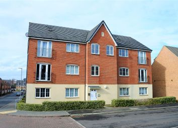 Thumbnail 2 bed flat for sale in Scarsdale Way, Grantham
