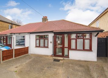 Thumbnail 2 bedroom semi-detached bungalow for sale in Mawney Road, Romford