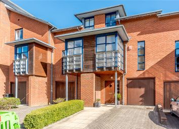 Silchester Place, Winchester, Hampshire SO23. 3 bed terraced house for sale