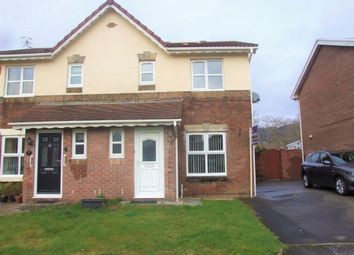 Thumbnail 3 bed semi-detached house for sale in Rowan Tree Avenue, Baglan, Port Talbot