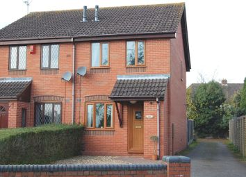 Thumbnail 2 bed semi-detached house to rent in Charles Avenue, Albrighton, Wolverhampton