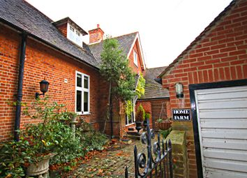 Thumbnail 3 bed detached house for sale in Byfleet, Surrey