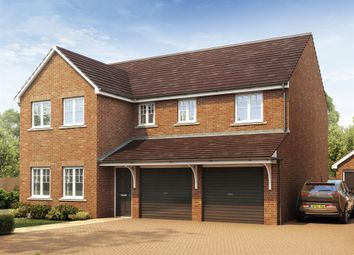 "Thumbnail 4 bed detached house for sale in ""The Fenchurch"" at Manor Lane, Maidenhead"