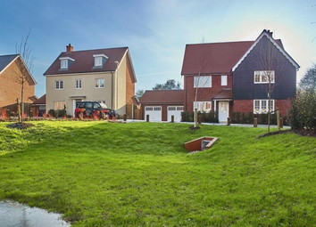 Thumbnail 5 bed detached house for sale in The Ravensbourne At Little Hollows, Hollow Lane, Nr Chignal Smealy, Chelmsford, Essex