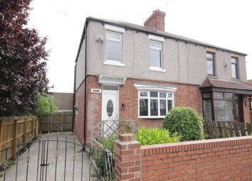 Thumbnail 3 bed semi-detached house for sale in Heworth Road, Washington