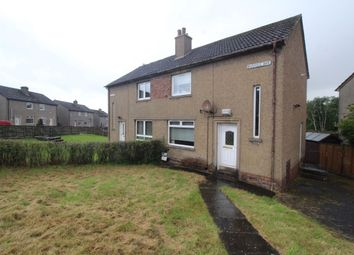 Thumbnail 2 bed semi-detached house for sale in Russell Avenue, Armadale, Bathgate