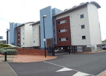 Thumbnail 2 bed flat to rent in Pierhead View, Penarth