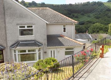 Thumbnail 3 bed semi-detached house for sale in Rose Heyworth Road, Abertillery