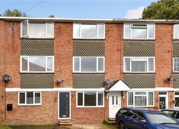 Thumbnail 4 bedroom terraced house for sale in Warren Close, Sandhurst, Berkshire
