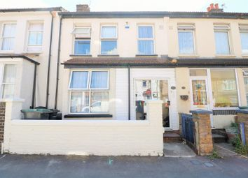 Thumbnail 3 bedroom terraced house for sale in Napier Road, Northfleet, Gravesend