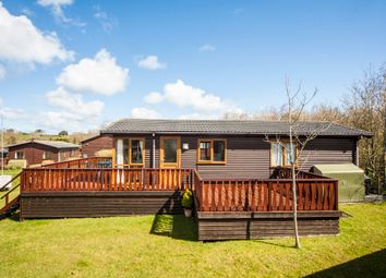 Thumbnail 2 bedroom lodge for sale in St Minver, Wadebridge