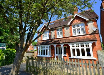 Thumbnail 4 bed detached house for sale in Mount Road, Cranleigh