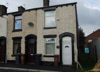 Thumbnail 2 bed end terrace house to rent in Margaret Street, Shaw