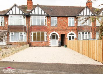 Thumbnail 3 bed town house for sale in Melcroft Avenue, Leicester