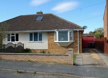 Thumbnail 3 bed semi-detached bungalow for sale in The Westway, Daventry, Northampton