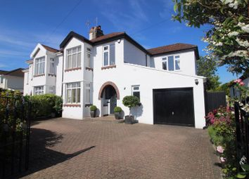 Thumbnail 4 bed semi-detached house for sale in Lansdown Road, Saltford, Bristol