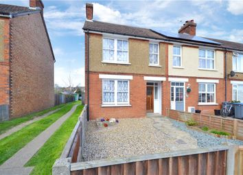 Thumbnail 3 bed end terrace house for sale in Graham Road, Felixstowe, Suffolk