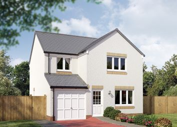 "Thumbnail 4 bed detached house for sale in ""The Leith "" at Lignieres Way, Dunbar"