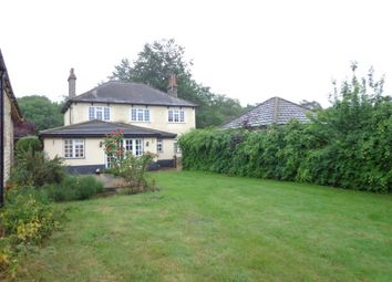 Thumbnail 5 bed detached house to rent in Brandon Road, Methwold