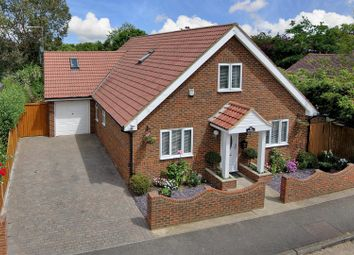 Thumbnail 4 bed detached house for sale in Kimberley Grove, Seasalter, Whitstable