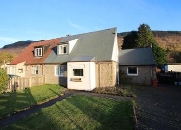 Thumbnail 3 bed semi-detached house for sale in Forestry Houses, Succoth, Arrochar, Argyll And Bute