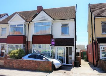 Thumbnail 3 bedroom semi-detached house for sale in St. Georges Road, Portsmouth