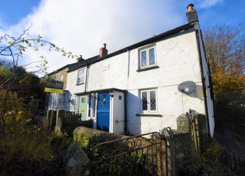 Thumbnail 2 bed end terrace house for sale in Windsor View, St. Cleer, Liskeard, Cornwall
