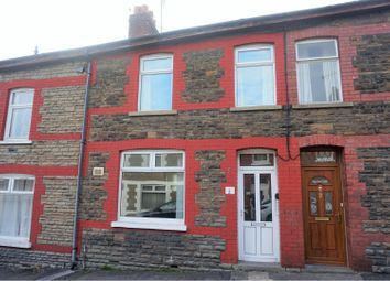 Thumbnail 3 bedroom terraced house for sale in Brynhyfryd Street, Blackwood