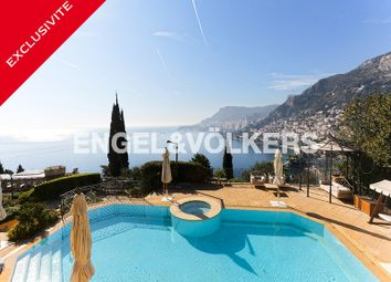 Thumbnail 5 bed property for sale in Roquebrune-Cap-Martin, France