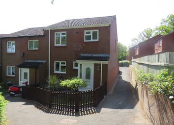 Thumbnail 3 bed end terrace house for sale in Mickleton Close, Oakenshaw, Redditch