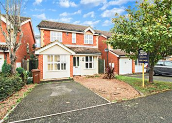 Caldecote Close, Rainham, Kent ME8. 4 bed detached house for sale