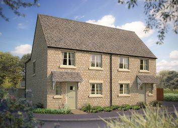 Thumbnail 4 bed semi-detached house for sale in Cinder Lane, Fairford